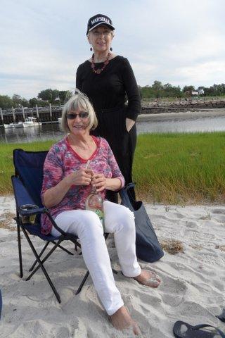 Cape Cod Summer July 4, 2016, Elaine x 2